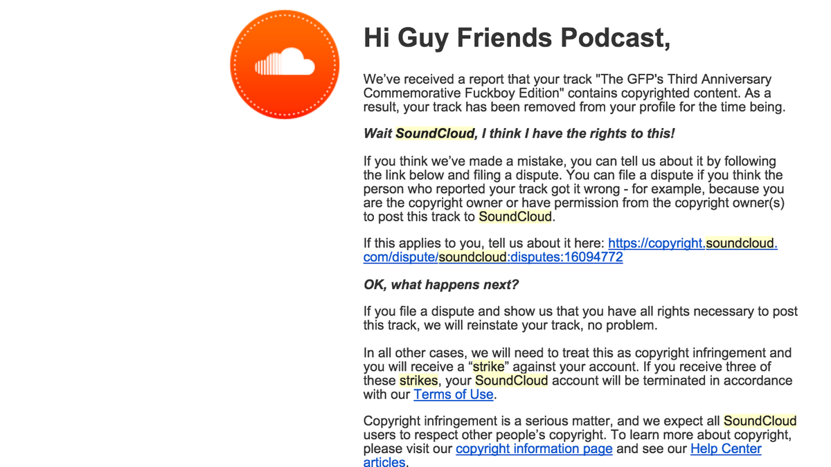 How Soundcloud's Corporate-Friendly Overhaul Fucked Over One