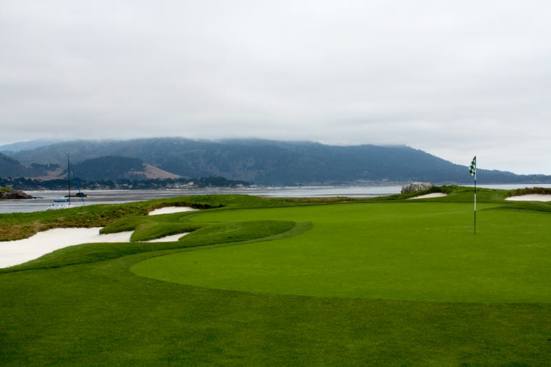 Illustration for article titled 17 at Pebble Beach