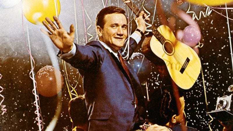 Illustration for article titled Week 25: Roger Miller, King of the Road/Country's Class Clown