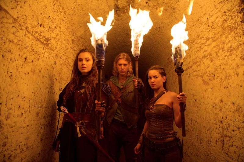Illustration for article titled Meet the Main Characters of The Shannara Chronicles in This First Photo