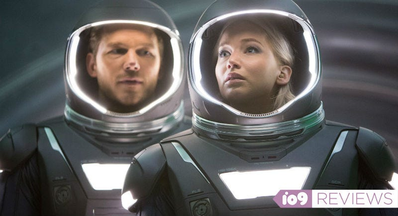 Illustration for article titled Passengers Has Huge AmbitionsBut No Guts