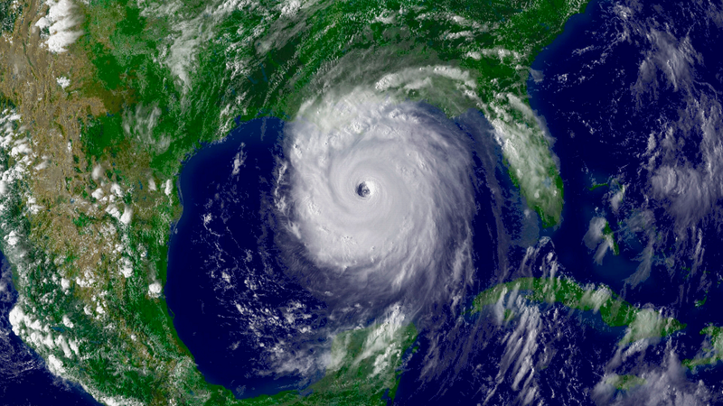 Illustration for article titled Katrina-like hurricanes could become 10 times more likely