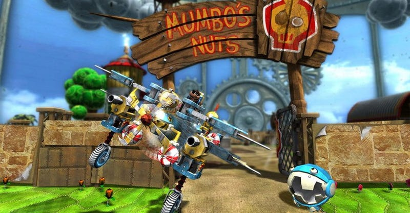 Illustration for article titled Banjo-Kazooie: Nuts & Bolts Goes Cheap