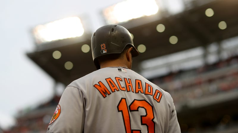 Illustration for article titled The Manny Machado Sweepstakes Is Raging