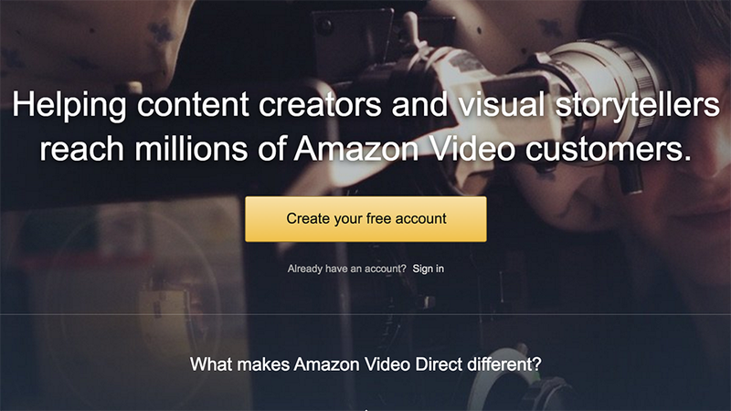 Illustration for article titled Amazon Is Trying to Reinvent YouTube