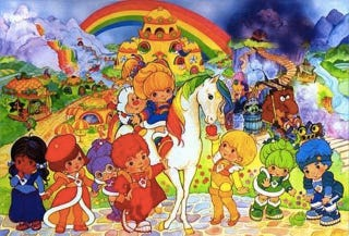 Illustration for article titled Rainbow Brite Is Coming Back To Television