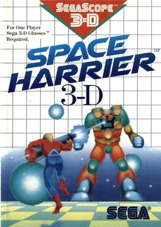 Illustration for article titled New Space Harrier Coming (If We All Buy Thunderforce VI)