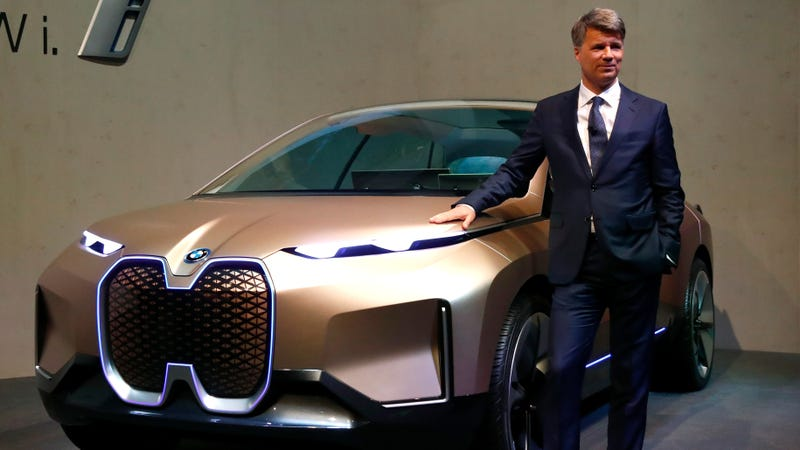 BMW CEO Steps Down After a Too Cautious Strategy Loses Market Share