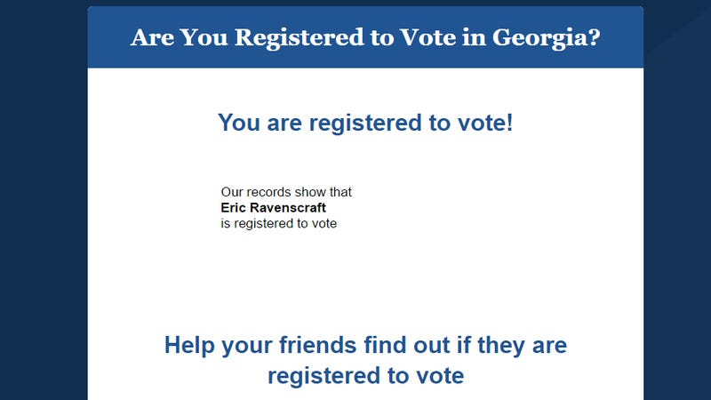 Illustration for article titled Vote.org Helps You Register to Vote and Fill Out Absentee Ballots