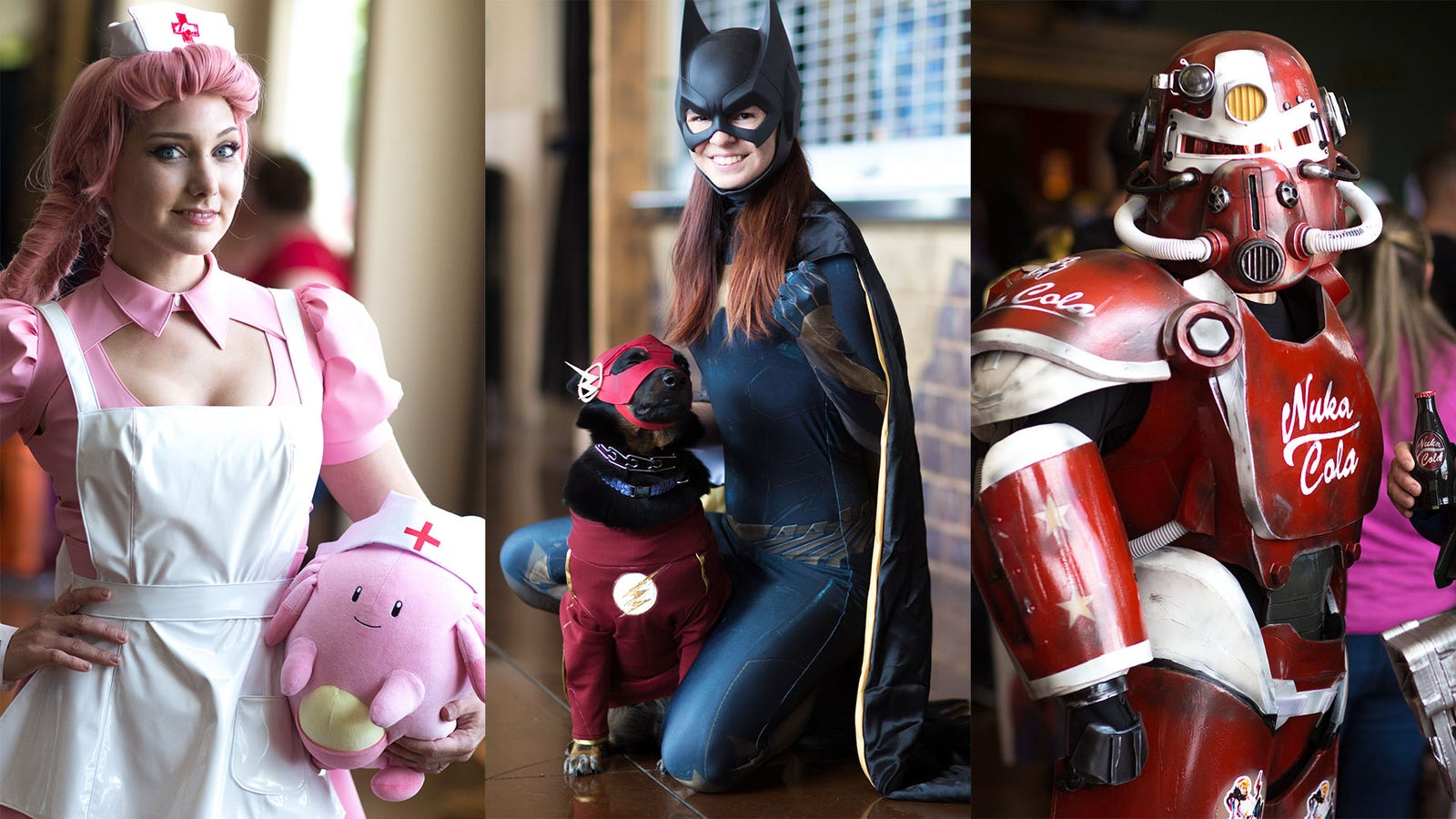 The Best Cosplay From Greater Austin Comic Con 2018