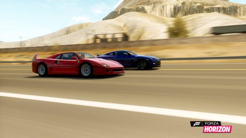 Illustration for article titled Just Some Forza Horizon Shots