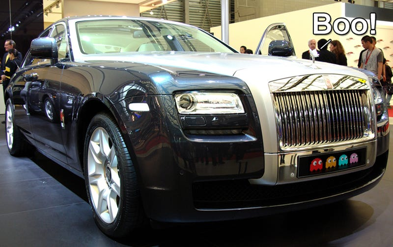 Illustration for article titled Rolls-Royce 200EX Dies In China, We See Ghost