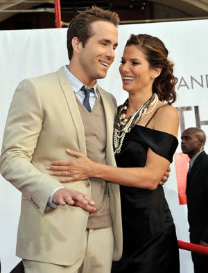 Ryan Reynolds Sandra Bullock Movie The Proposal