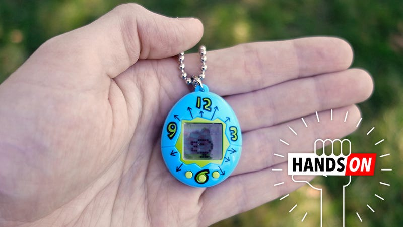The Tamagotchi is coming back to steal your free time