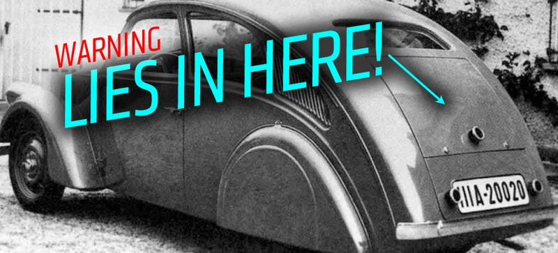 Illustration for article titled BREAKING Outdated Air-Cooled News: Porsche, VW, And Zündapp Lies!