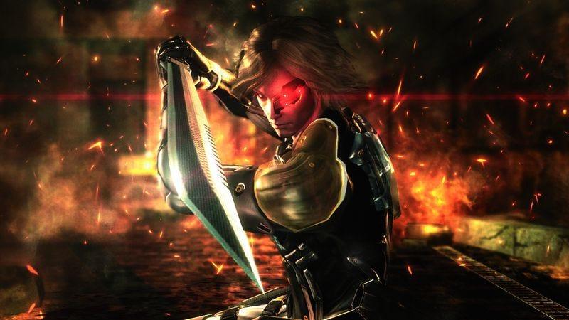 Screenshot: Metal Gear Rising: Revengeance/Konami