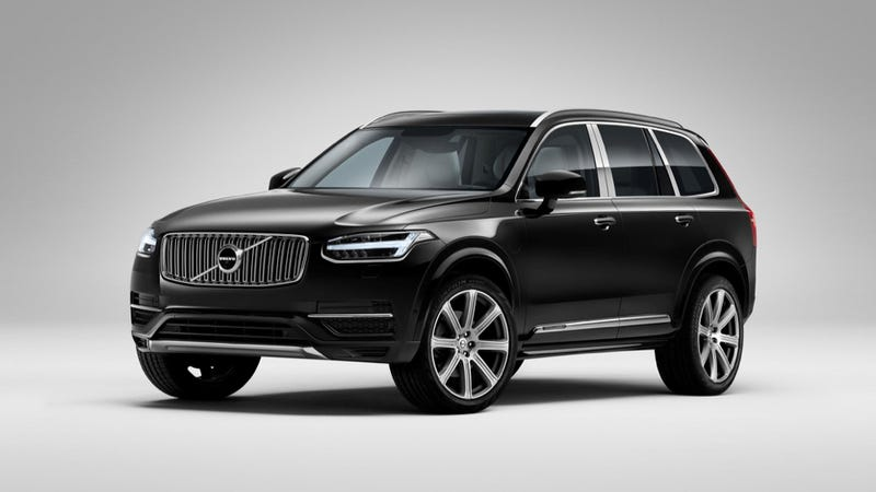 You Ll Perhaps Be As Surprised I Was To Learn That Volvo Offers A Car For Is Over 100 000 But Here We Are The Xc90 T8 Excellence Racks Up At