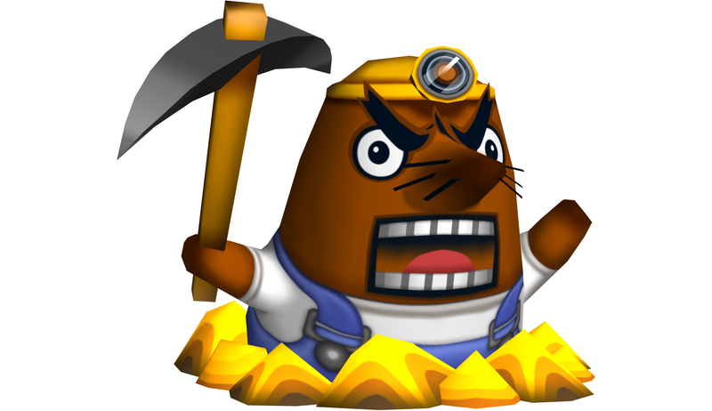 Illustration for article titled Nation Weeps As Animal Crossing's Mr. Resetti Loses His Job