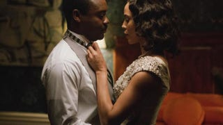 David Oyelowo as Martin Luther King Jr. and Carmen Ejogo as Coretta Scott King in Selma, from Paramount Pictures and Pathé.Atsushi Nishijima