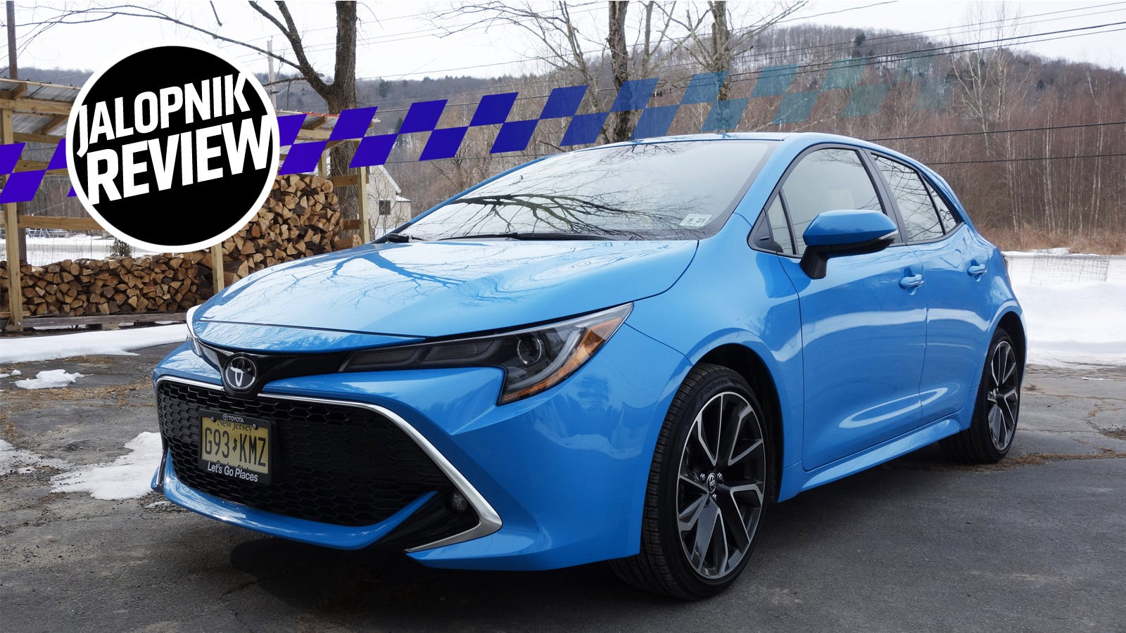 A Manual 2019 Toyota Corolla Hatchback Was The Best Surprise