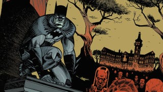 Illustration for article titled DC's New Batman Comics Take Gotham To A Whole New Level Of Craziness