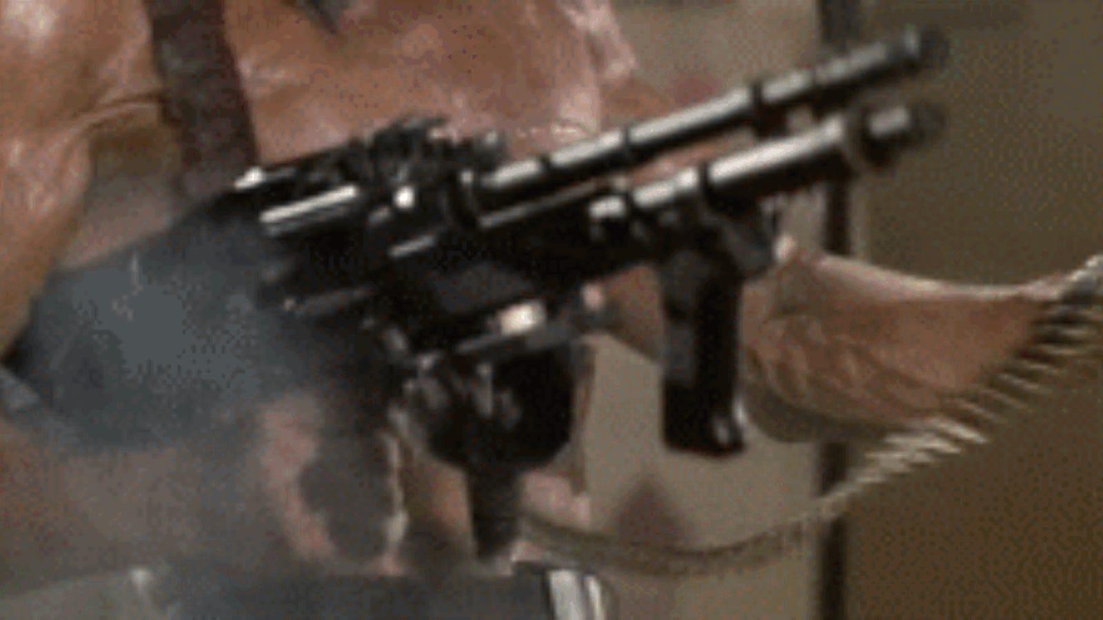 Lo más parecido a Rambo en la vida real se llamaba Alvin York, y Rambo no le llegaba ni a la suela de los zapatos