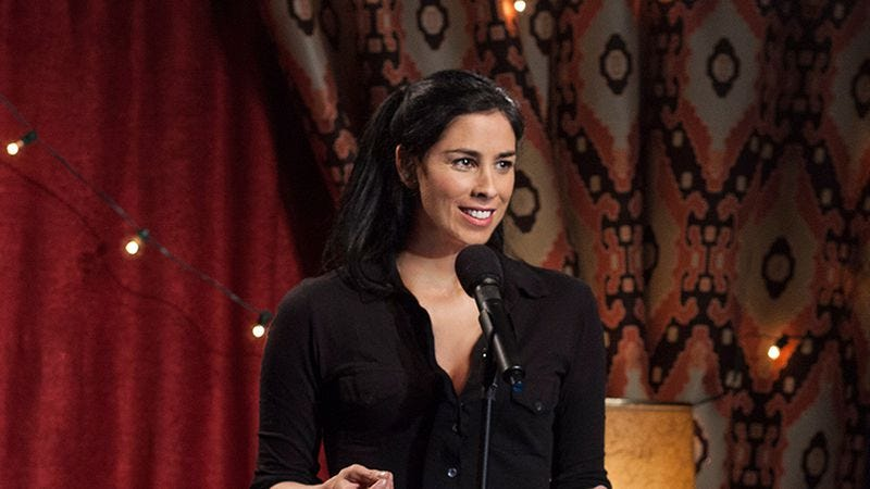Illustration for article titled Sarah Silverman is joining the cast of Masters Of Sex