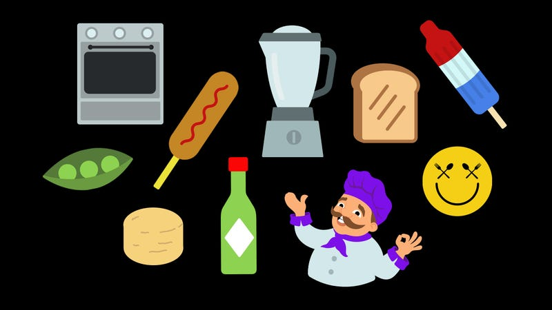 Illustration for article titled These are the food emojis we need right now