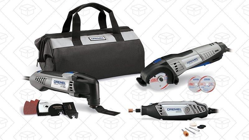 Dremel Combo Kit | $159 | Amazon