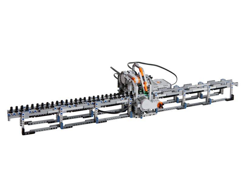 Illustration for article titled La máquina universal de Turing nombrada el mejor invento británico del siglo