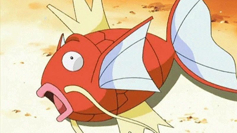 Screenshot: Pokémon