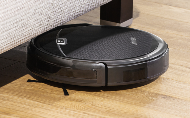 Anker Now Sells a $200 Robotic Vacuum, Because of Course They Do