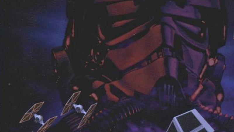 Stele as he appeared on the cover of TIE Fighter's Defenders of the Empire expansion pack.
