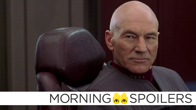 Don't expect the same old Jean-Luc in his new TV show.