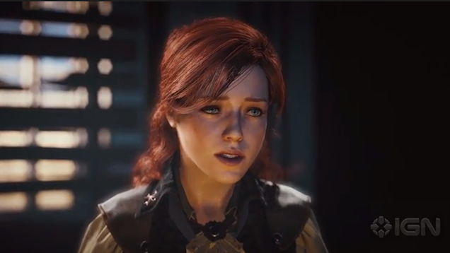 There Appears To Be A Female Assassin In The Newest AC