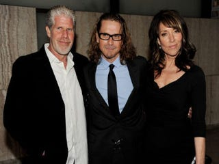 Sons of Anarchy premiere (Getty Images)