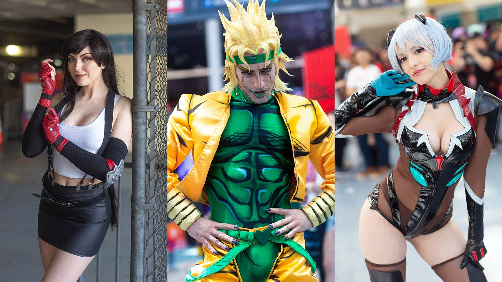 Our Favorite Cosplay From Anime Expo 2019, North America's Biggest Anime Con