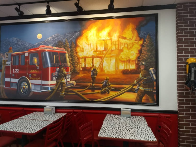 Illustration for article titled Firehouse
