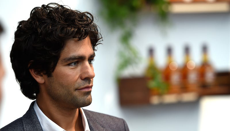 Illustration for article titled Adrian Grenier Works On His Branding