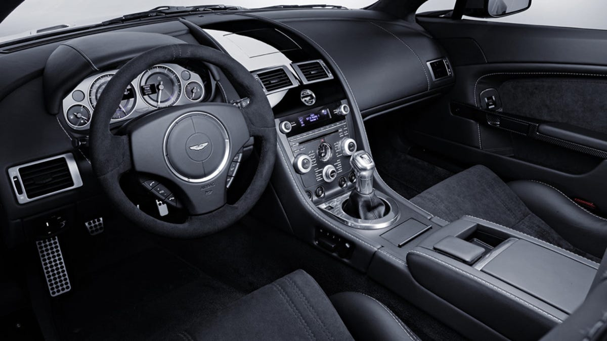 2012 Aston Martin V12 Vantage The Jalopnik Review