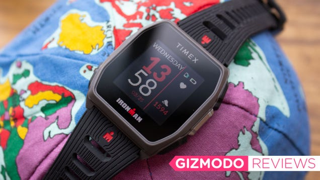 Timex s New GPS Smartwatch Ain t Cute, But It s Cheap