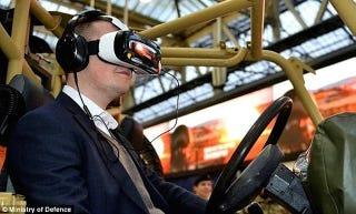 Illustration for article titled La Armada británica usa Oculus Rift para saber si serás un buen soldado