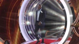 Evander Holyfield enters the Celebrity Big Brother HouseStuart C. Wilson/Getty Images
