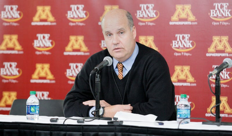 Illustration for article titled Minnesota AD Resigns For Sexually Harassing Colleagues Via Text Message [Updated]