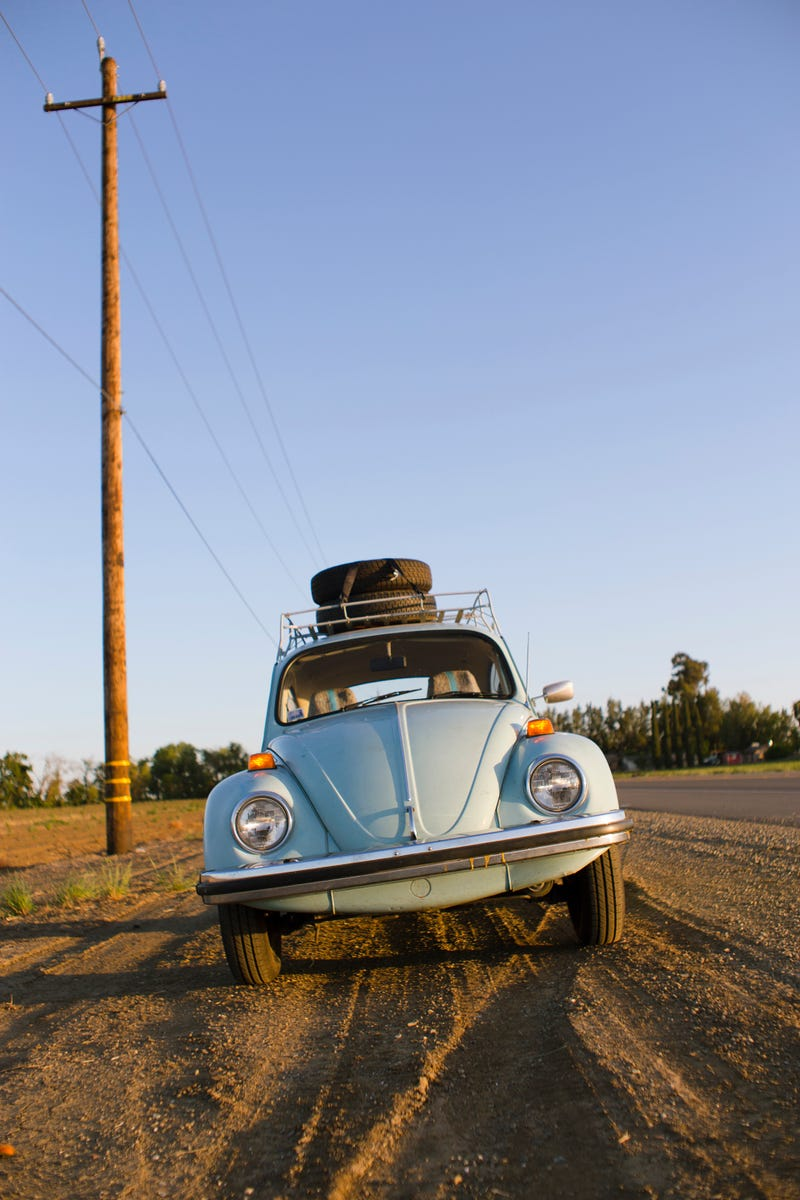 The Little Engine That Couldn't: Driving A 1974 Volkswagen