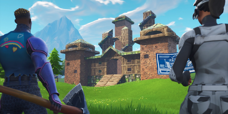 fortnite s new playground mode is live and here s how it works update it s back up - fortnite practice building mode