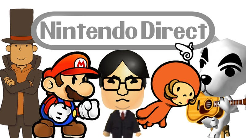 Illustration for article titled A Morning of Pleasantly Surprising 3DS News Direct from Nintendo