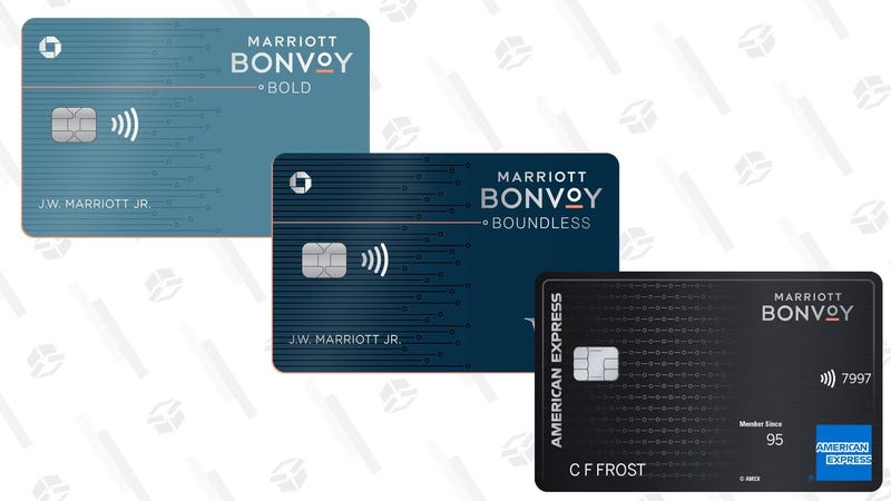 Illustration for article titled Which Marriott Bonvoy Credit Card Is Right For You?