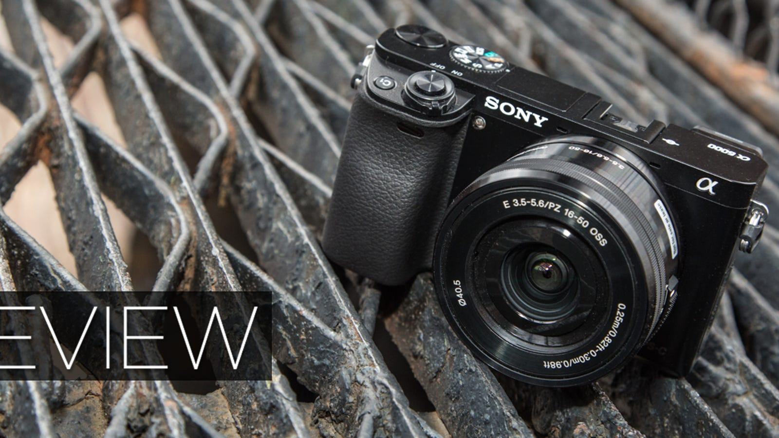 Sony A6000 Review A Solid Mirrorless Camera Thats Small Step Up Kit 16 50 Alpha 6000