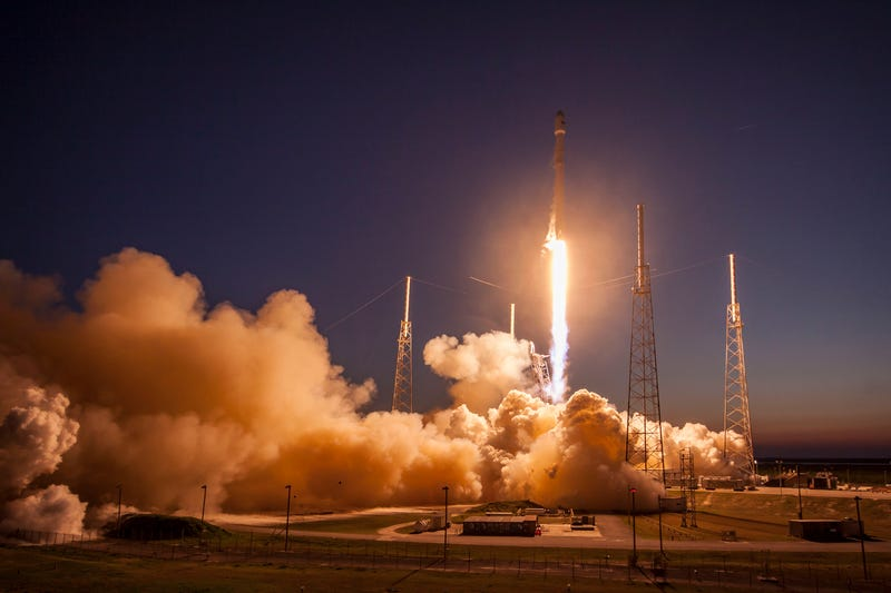 Space X promised to make history and it did